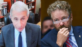 Rand Paul dings Fauci during testimony, tells him 'you are not the end all'