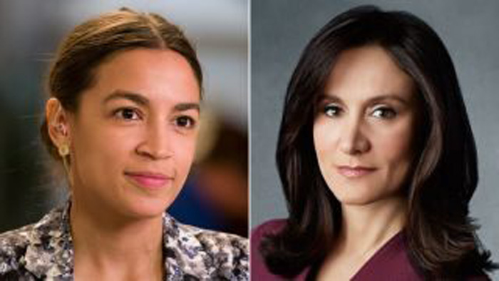AOC rival Michelle Caruso-Cabrera turns to Wall Street for huge fundraising windfall