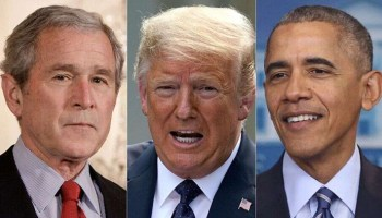 Brian Arbour: Copy Obama and Bush – IF Trump follows their example he can be reelected