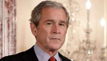 George W. Bush's office calls claim he won't back Trump 'completely made up'