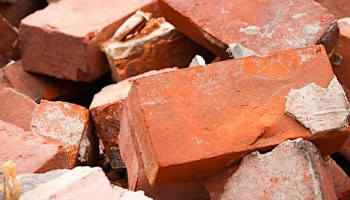 Police: 'Stashes' of bricks staged near protests were 'to be used during a riot'