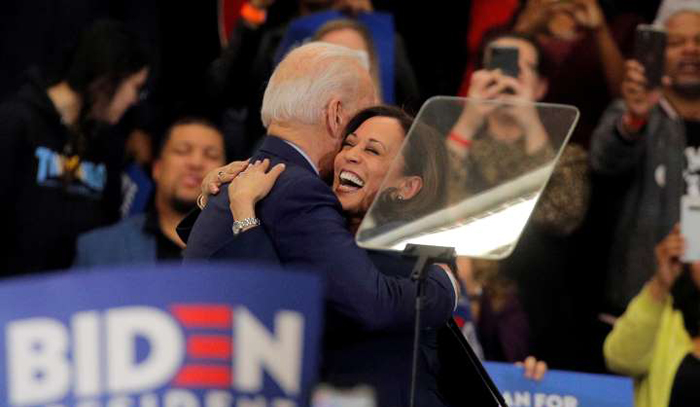 Kamala Harris will be Joe Biden's VP pick, Miranda Devine says