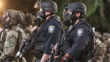 DHS accuses mayor, officials of enabling 'mob,' posts timeline of damage by 'violent anarchists'