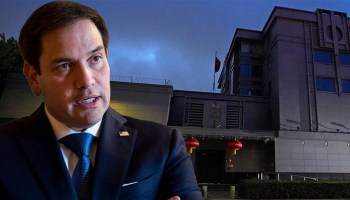 Rubio: Chinese consulate in Houston was 'massive spy center'