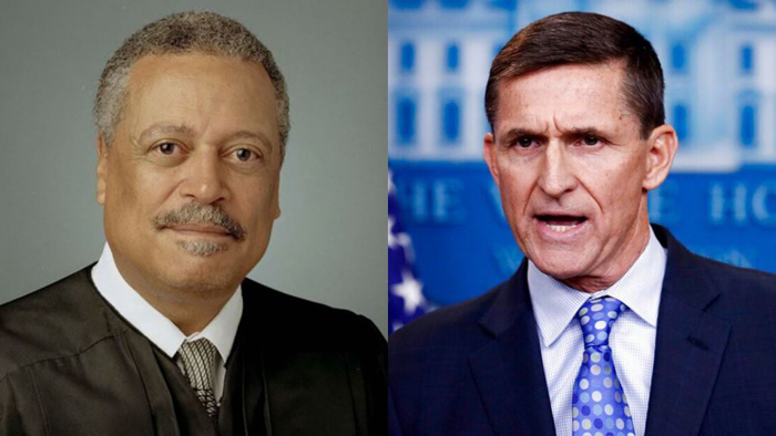 Judge refuses to dismiss Flynn case, petitions full appellate court