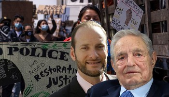 Soros-backed DAs join fray in clash with officers as political investment pays off