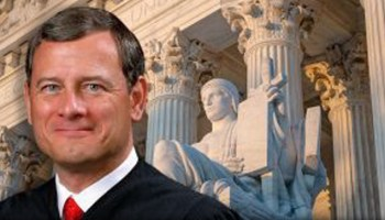Roberts drifts away from conservative bloc, angering Republicans and exciting the left