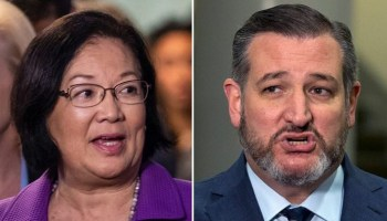 Dem Senator walks out of Ted Cruz's Antifa hearing: 'I don't think you listen'