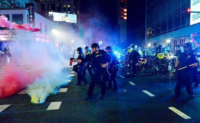 Massachusetts activates 1,000 National Guard troops amid protests