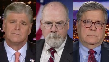 Barr teases Friday 'development' in Durham probe, says investigation won't be 'dictated to' by election
