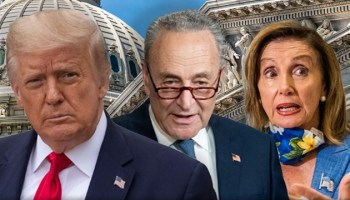 Trump could take down Schumer and Pelosi with this Reagan tactic