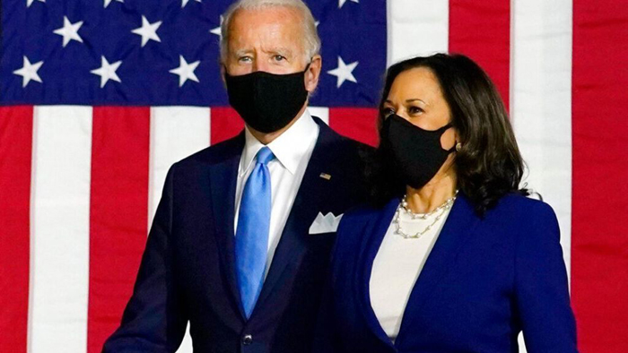 Biden tries to hide radical economic agenda as he accepts Democratic Party's nomination