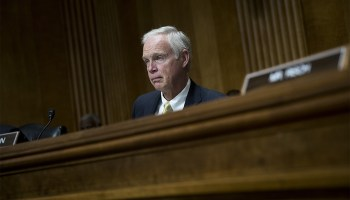 Besieged on all sides, Ron Johnson says his probe 'would certainly' help Trump win reelection