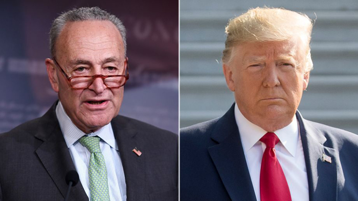 2020 now a referendum on vengeful Democrats, not controversial Trump