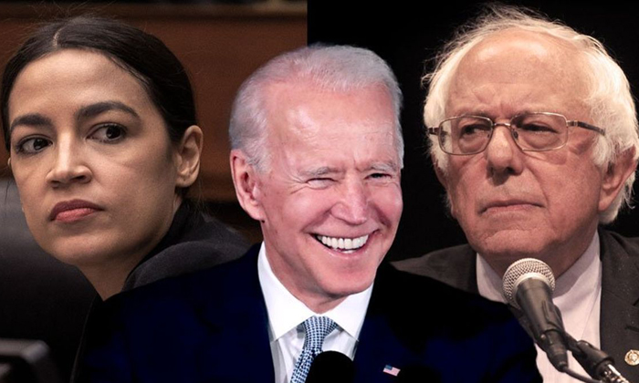 Ben Shapiro: Biden bargained with radical Dems and now they're going to eat him up