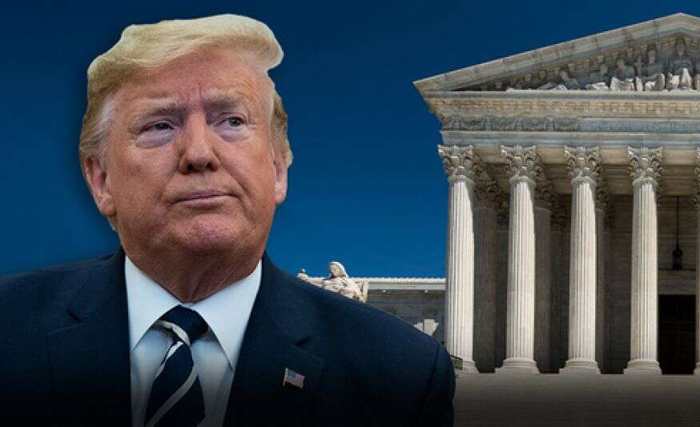 Trump says Supreme Court list is down to 5 people, announcement coming Friday or Saturday
