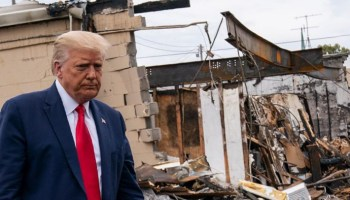 David Bossie: Kenosha visit shows Trump defends us against rioting anarchists trying to destroy US