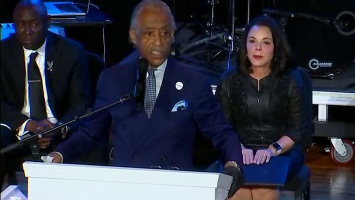 Al Sharpton: Defunding police is something 'a latte liberal' may like, but 'proper policing' is necessary