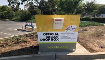 Fake ballot drop-offs appearing across California
