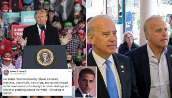 Hannity: Hunter Biden emails expose 'damning information', 'corrupt practices' of Biden family.