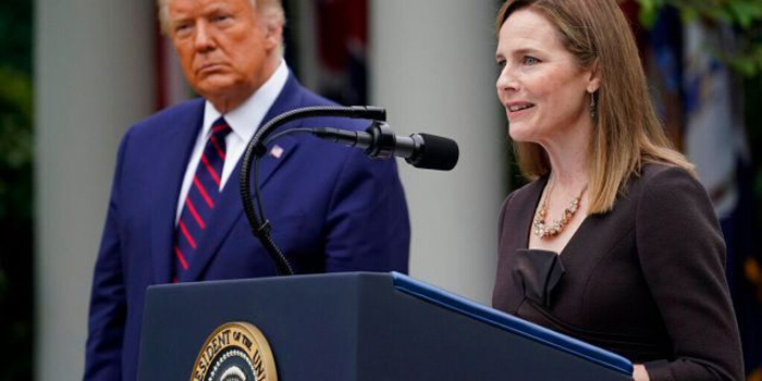 Lindsey Graham says Amy Coney Barrett's confirmation schedule to proceed as planned on Oct. 12