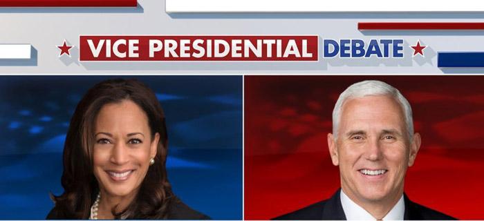 Vice presidential debate: Pence blasts Biden as 'cheerleader for communist China'