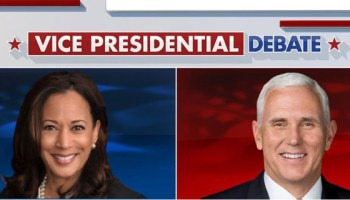 Vice presidential debate: Pence blasts Biden as 'cheerleader for communist China'