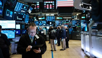 Dow adds 554 points, as stocks post best election day since 2008