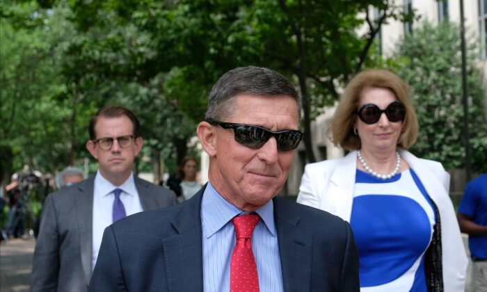 Former National Security Adviser Michael Flynn Pardoned by Trump