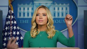 Judge Who Rejected Trump's Pennsylvania Lawsuit 'Misunderstood' Argument: Kayleigh McEnany