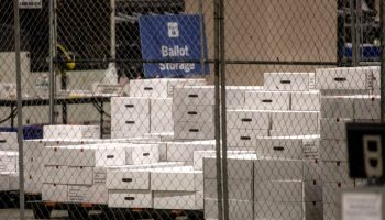 Tens of Thousands of Pennsylvania Ballots Returned Earlier Than Sent Date