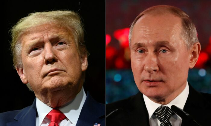 White House Pulls US out of Open Skies Treaty With Russia