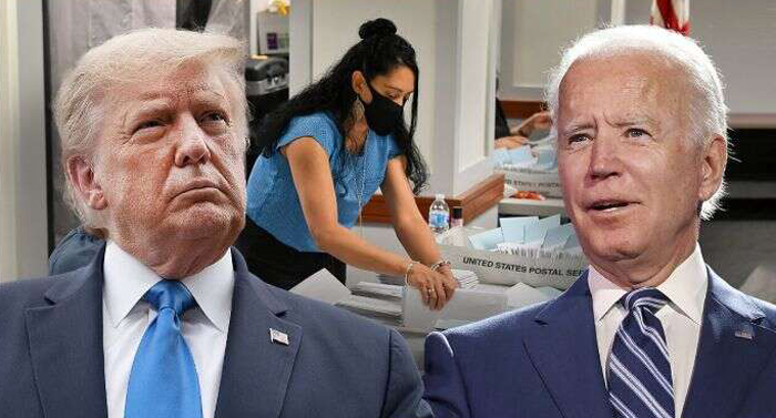 Election Day: With polls closing in hours, stakes for Trump, Biden reach their peak