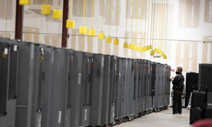 Giuliani: 'Big Revelations' Concerning Georgia Voting Machines Coming