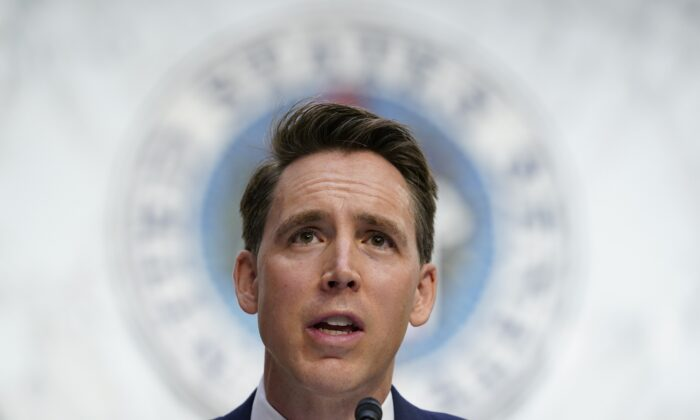 Hawley on Planned Electoral Objection 'Somebody Has to Stand Up'