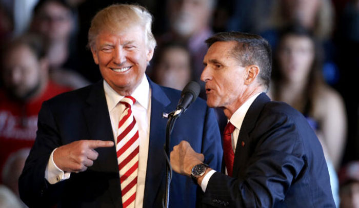 Michael Flynn: 'The American People Have Been Buddy Breathing With Me for 4 Years'
