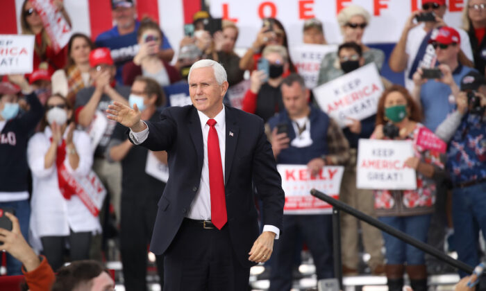 Pence Asks Judge to Reject Push to Expand His Powers to Decide Electoral College Votes