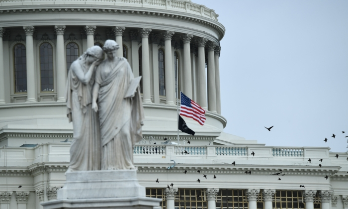 Trump Orders Flags to Half-Staff to Honor Capitol Police Officers, Law Enforcement