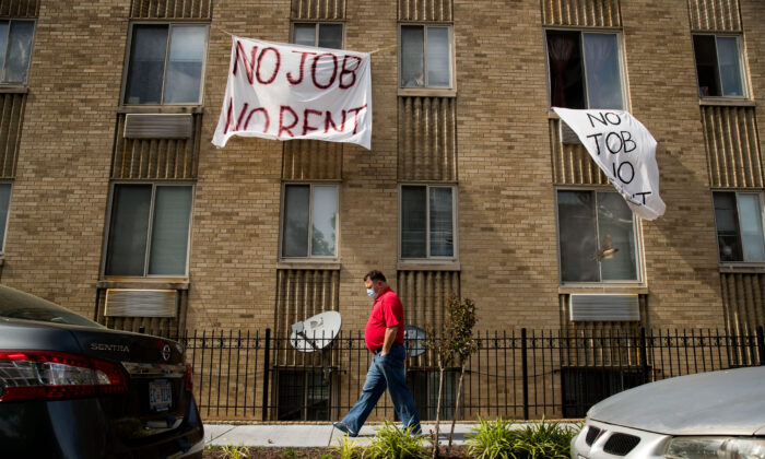 Federal Judge Rules Nationwide Eviction Ban Is Unconstitutional