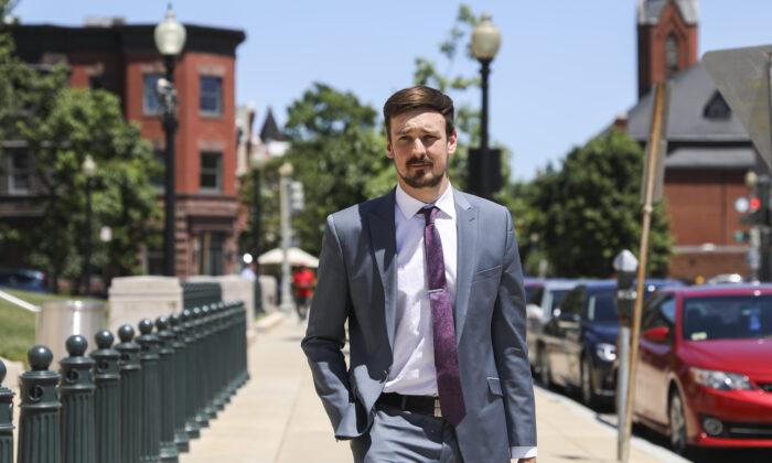 Parler CEO John Matze Announces His Termination