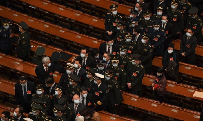 China Increases Defense Budget, Premier Orders Military to Prepare for War