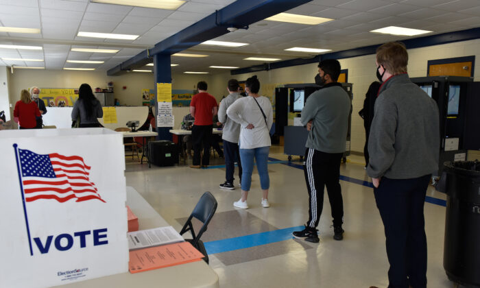 Georgia House Passes Omnibus Election Reform Bill