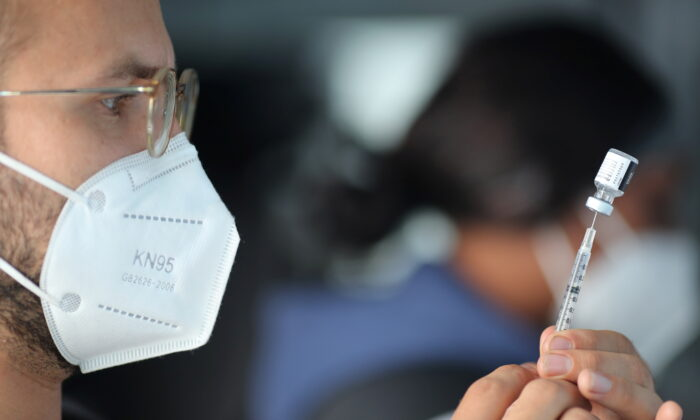 Over 100 Fully Vaccinated People in Washington State Test Positive for COVID-19
