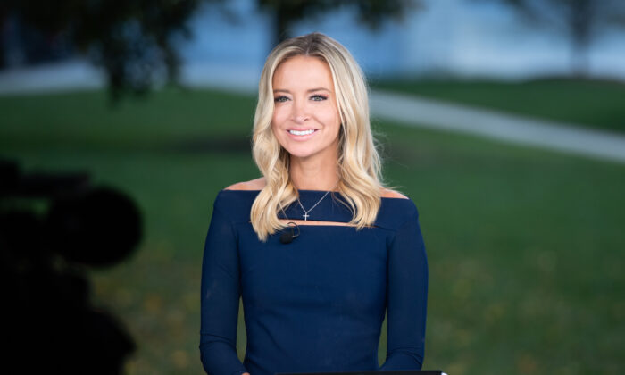 Republicans on the Hill Too Quick to Exile Trump: McEnany
