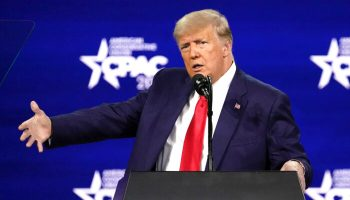Trump Says 'No More Money for RINOs,' Asks Supporters to Donate to His PAC and Website