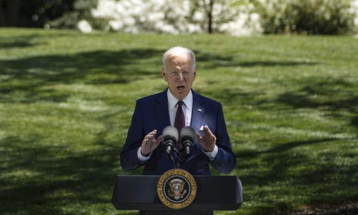 Biden's First 100 Days a Radical Transformation of America