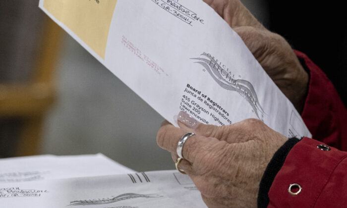 Tennessee Legislature Passes Bill Requiring Watermarks on Absentee Ballots