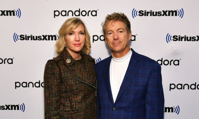 'We Have Guns': Sen. Rand Paul's Wife Responds to Threats, White Powder Scare