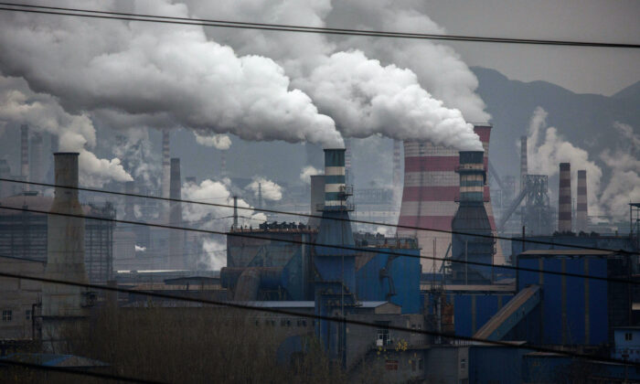 China Emits More Greenhouse Gas Than Developed Countries Combined: Report