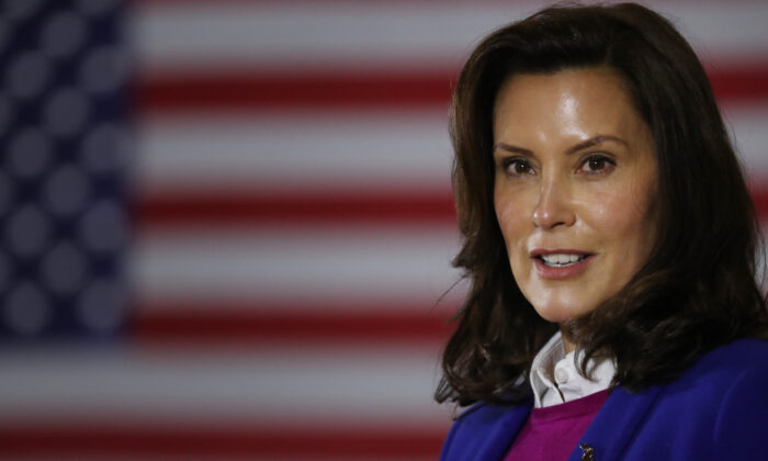 Court Rules Efforts to Recall Michigan Gov. Gretchen Whitmer Can Proceed